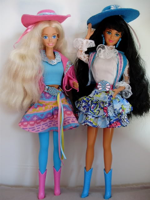 barbie western