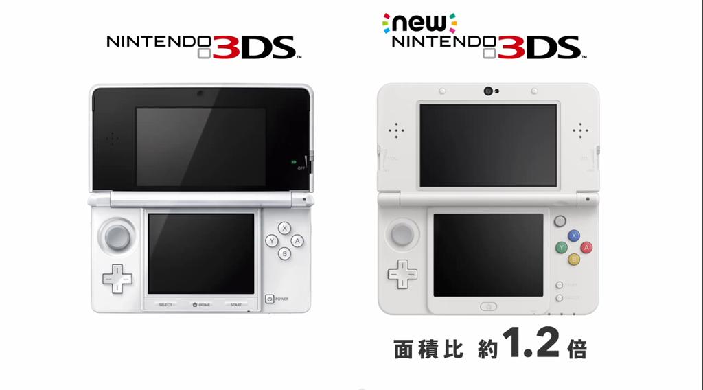 New 3DS announcement! Iwata you sly bastard :P | badducks